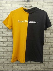 Black-Yellow T-shirt