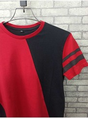 http://www.iconshopper.com/Red-Black T-shirt
