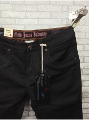 Premium Black Denim