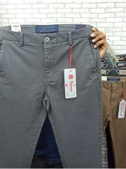New Stretchable Twill Pant