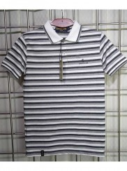 Mens Tarkish Stripe Polo
