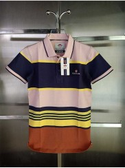 Turkish Design Engineering Stripe Polo