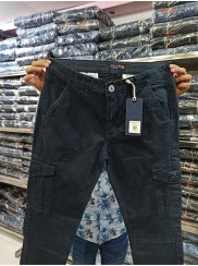 Six Pocket Cargo Pant