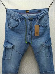 Lee Six Pocket Denim